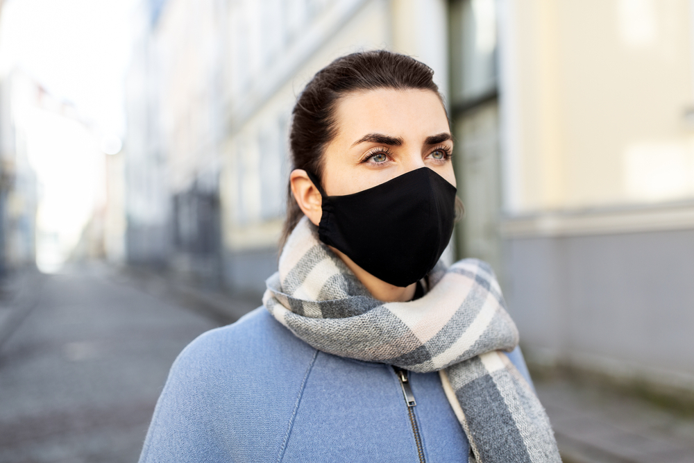5 Benefits Of Wearing A Reusable Mask